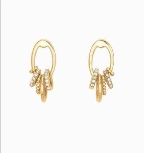 Maike Earrings Stella & Dot New in Box